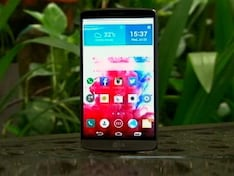 The Legend Launches the LG G3 Smartphone