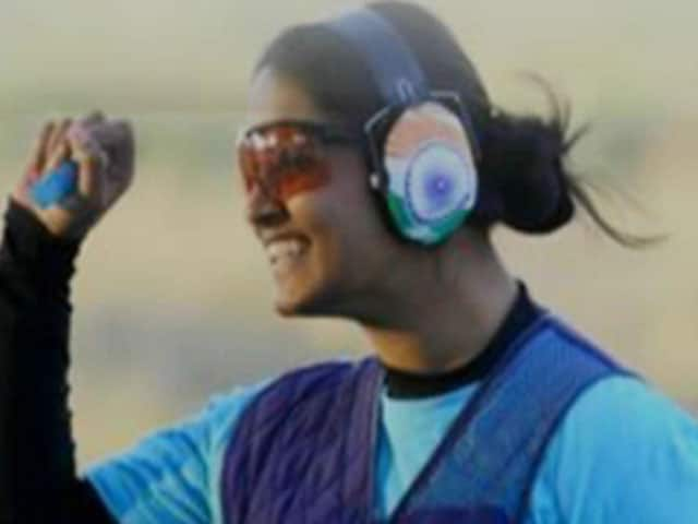 Video : Commonwealth Games: Shreyasi Singh Shoots Silver in Women's Double Trap