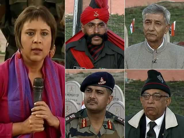 Video : Watch: We The Soldiers - From Kargil, 15 Years Later