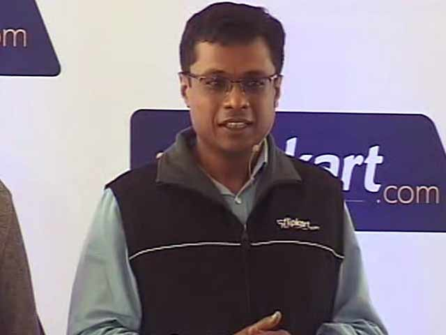 Video : Flipkart Gets Record Funding, Aims to Become $100 Billion Firm