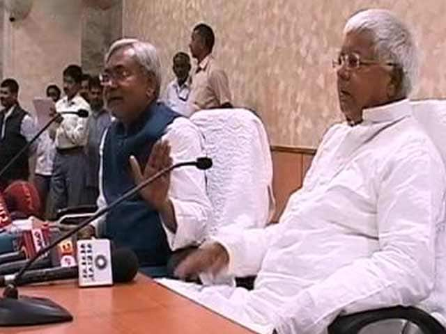 Video : Can Lalu Prasad, Nitish Kumar Stop BJP March in Bihar?