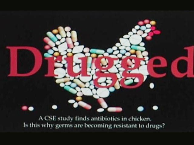 Video : Antibiotics-Laden Chickens May be Pushing up India's Resistance to Drugs, Warns Report