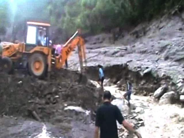 Video : टिहरी में बादल फटा, छह लोगों की मौत