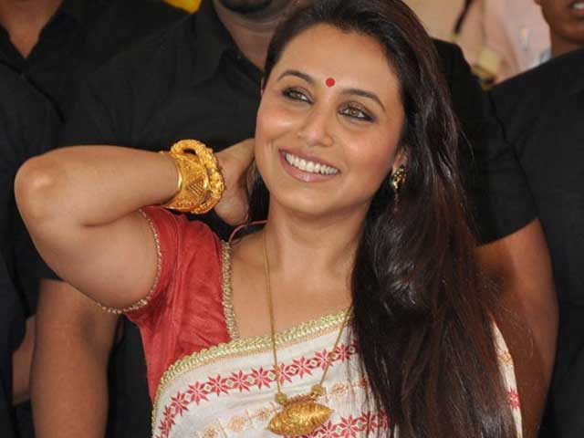 Video : Rani Mukerji in the Family Way?