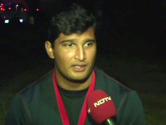 Video : CWG Gold my Biggest Achievement: Vikas Gowda to NDTV