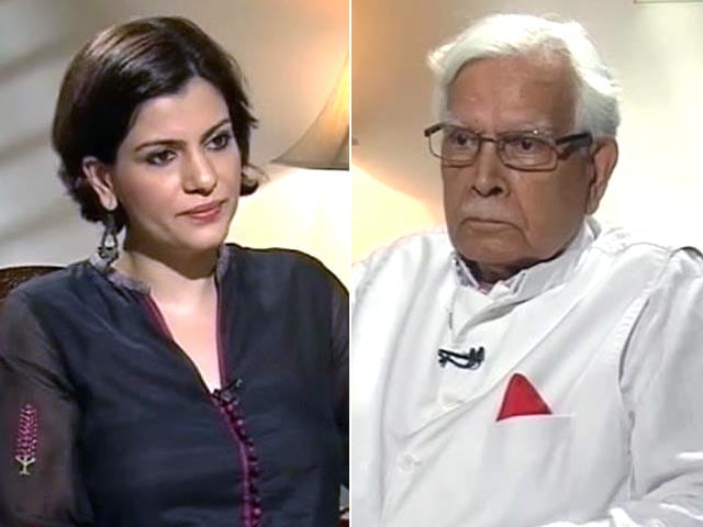 Video : Watch: Sonia Gandhi Treated Like Royalty Since She Stepped Into India - Natwar Singh to NDTV