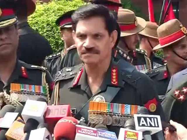 Video : If Pakistan Provokes, Response Will Be 'Intense, Immediate', New Army Chief Warns