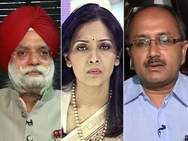 Videos : बड़ी खबर : सवालों से घिरा गांधी परिवार