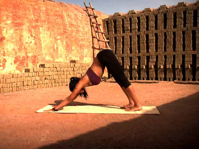 Video : Yoga and weight loss