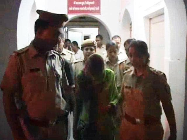 Video : Meerut Tense After Woman Alleges Gang-rape, Forced Conversion