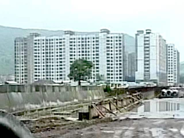 Video : CIDCO Low Cost Housing Sparks Debate