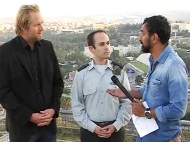 Video : Watch: NDTV's Hamas Exclusive - Two Sides to A 'Dirty' War