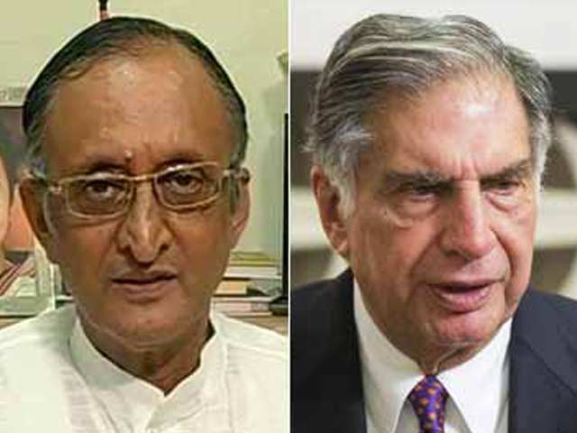 Video : Ratan Tata vs Amit Mitra: War of Words Over Bengal's Development