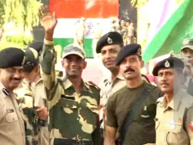 Video : Was Treated Well, Says BSF Soldier Sent Home From Pakistan