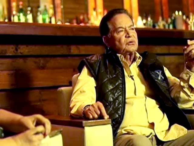 Video : The Boss Dialogues: Legendary Screenwriter Salim Khan