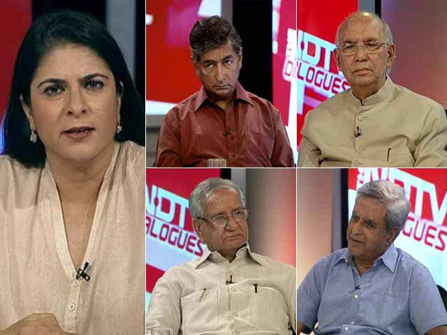 Video : Watch: The NDTV Dialogues - Governors in the Firing Line