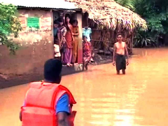Video : Government Not Doing Enough, Say Odisha Villagers Who Lost Everything in Floods