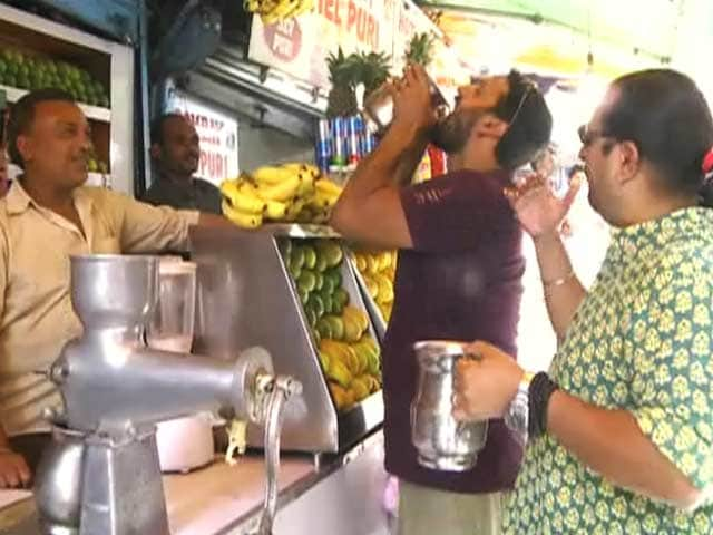 Video : Juice Special: Get Ready to Thrash the Heat With Rocky and Mayur!