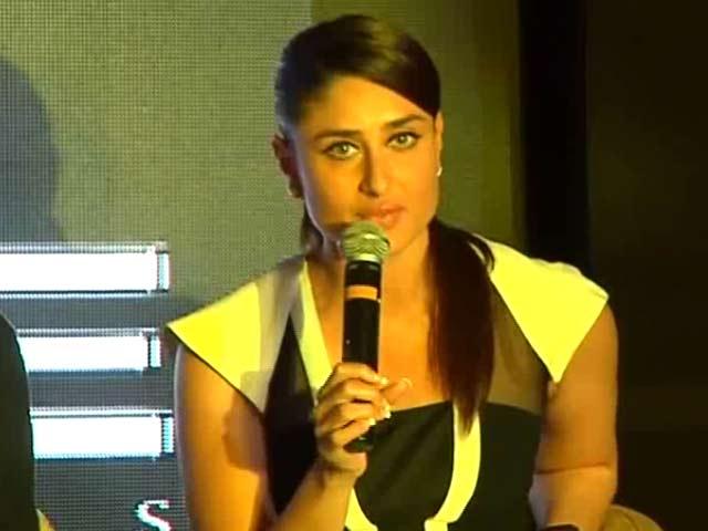 Video : Government Not Withdrawing Saif's Padma Award: Kareena