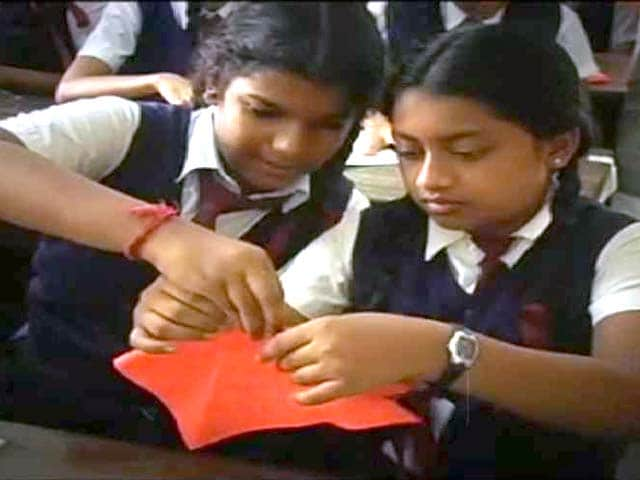 Video : Children Gear Up for Independence Day