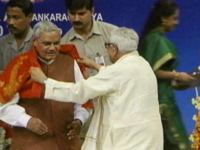 Video : Bharat Ratna Likely for Atal Bihari Vajpayee This Year, Say Sources