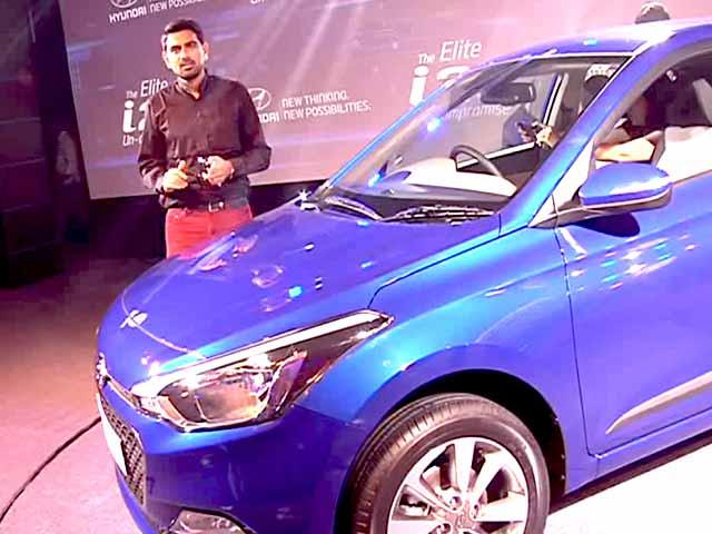 Video : First Look: Hyundai Elite i20