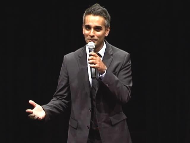 Video : Meet Sanjay Manaktala, the Champ of Comedy
