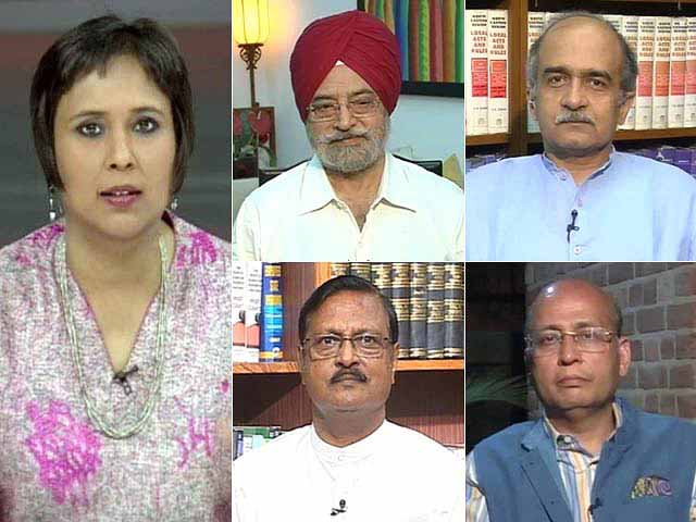Video : Watch: Judges Appointment Debate - Government vs Judiciary?