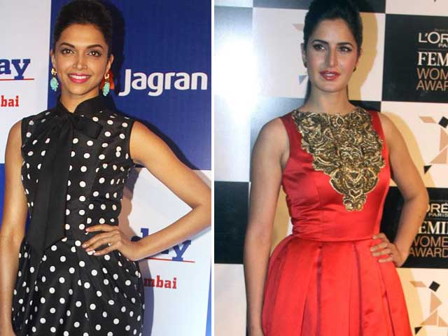 Video : Deepika, Katrina Give Themselves a Hefty Pay Hike: Rs 15 Crore a Film