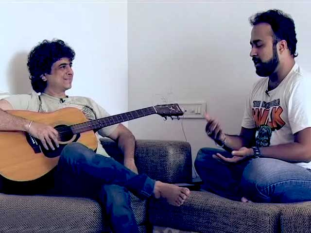 Video : Palash Sen Talk About How He Got Inspired by the Pakistani Band <i>Junoon</i>