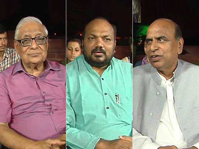 Video : Nominated MPs: Who Needs Them?