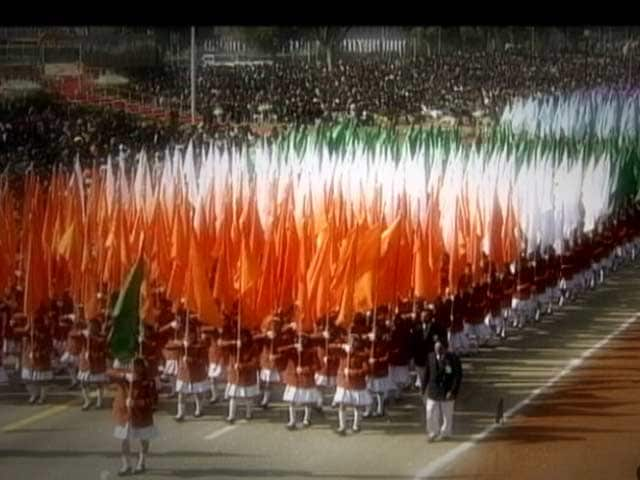 Video : Students: Our National Flag is a Symbol of Immense Pride for Us