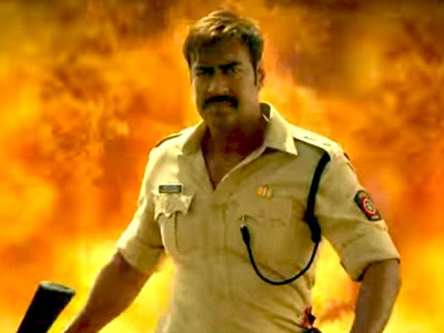 Video : The Making of <i>Singham Returns</i>