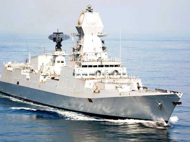 Video : INS Kolkata, to be Commissioned by PM on Saturday, Still Not Battle-Ready