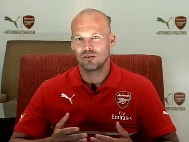 Arsenal Can Win EPL Title This Year, Says Former Captain Freddie Ljungberg