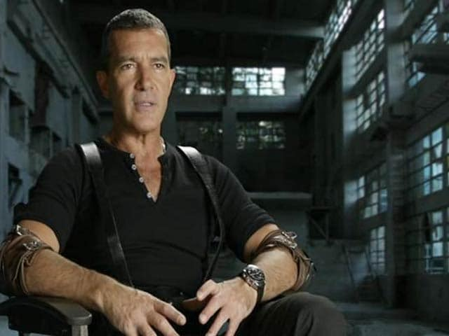 Video : <i>The Expendables 3</i> is Bigger Than a Movie: Antonio Banderas