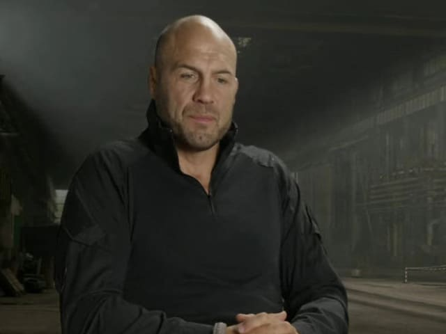 Expendables 3 Shows Clash of Old vs New, Says Actor Randy Couture
