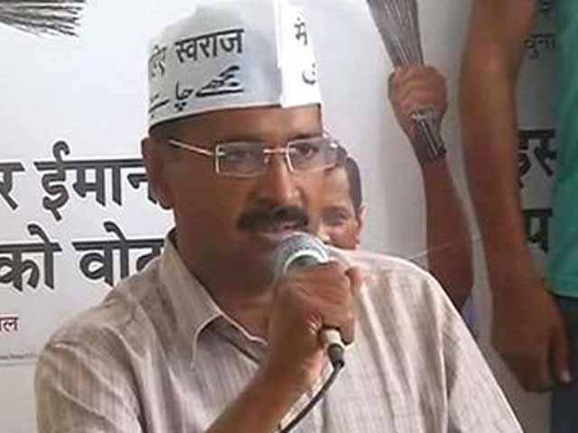 Video : Arvind Kejriwal's Leadership Questioned In New Revolt Within AAP