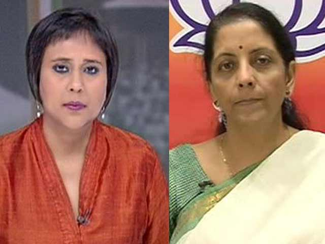Video : WTO Not a Dead End; Will Engage to Find a Solution: Nirmala Sitharaman
