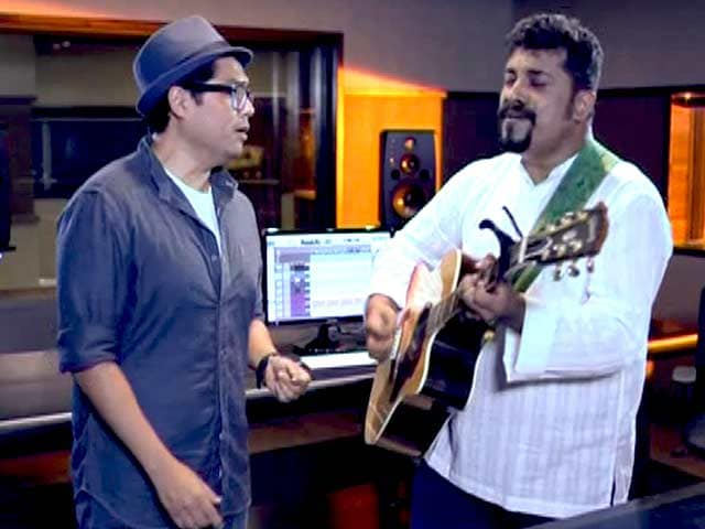 Video : Making of <i>Roobaroo</i> Micromax Unite India Anthem