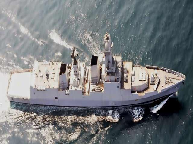 Video : नौसेना की नई ताक़त बनेगा आईएनएस कोलकाता