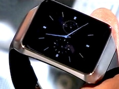 Telling Time With Android Wear