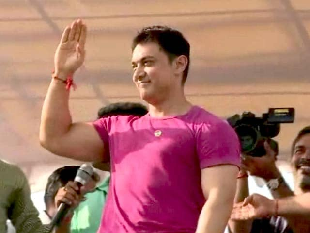 Videos : आमिर ने जोधपुर को कचरा मुक्त बनाने के अभियान की शुरुआत की