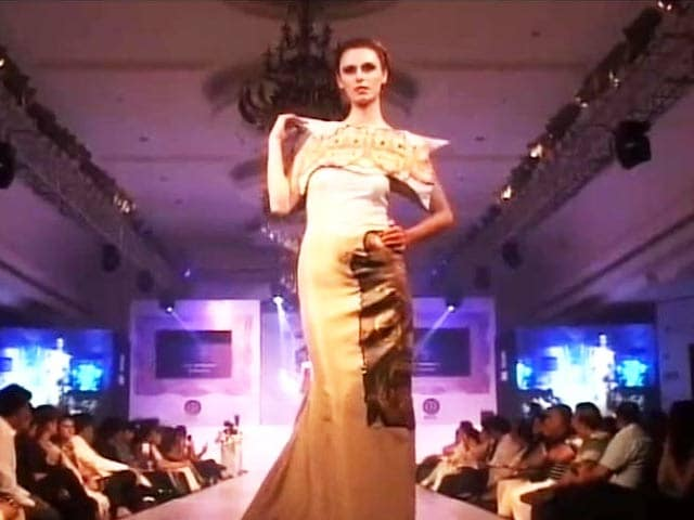 International Models Hit the Ramp in Violence-Hit Jammu and Kashmir