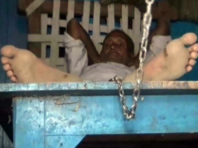 Videos : मध्य प्रदेश : 20 सालों से चेन में बंधे हैं दो शख्स