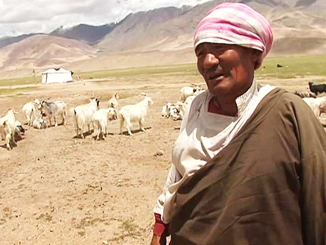 Video : In Ladakh, Life of a Refugee Bordering on Misery