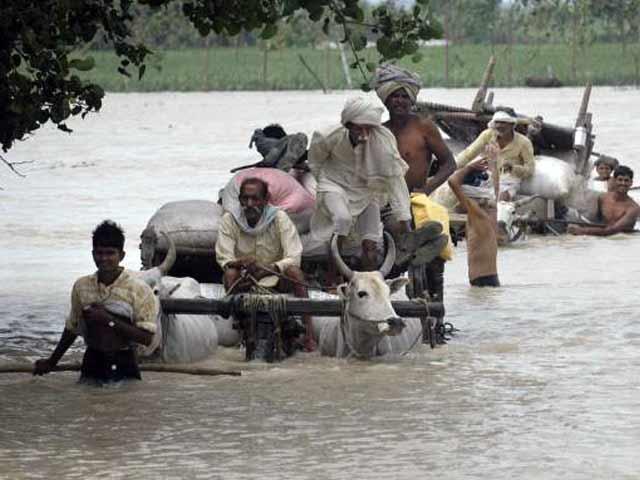 Videos : उत्तर प्रदेश में बाढ़ से भारी तबाही