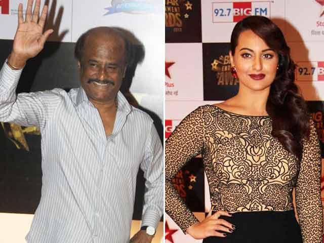 Video : Rajini Sir is 40, Sonakshi Celebrates