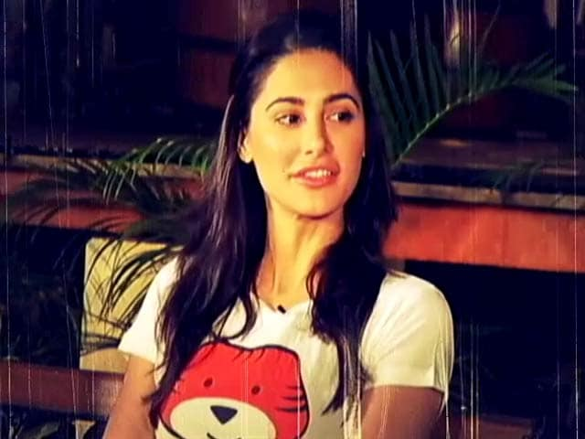 Video : Nargis Fakhri Explores the Forests of Nagarahole