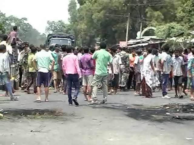 Video : Assam-Nagaland Border Clashes: Centre Preps Roadmap To Control Violence